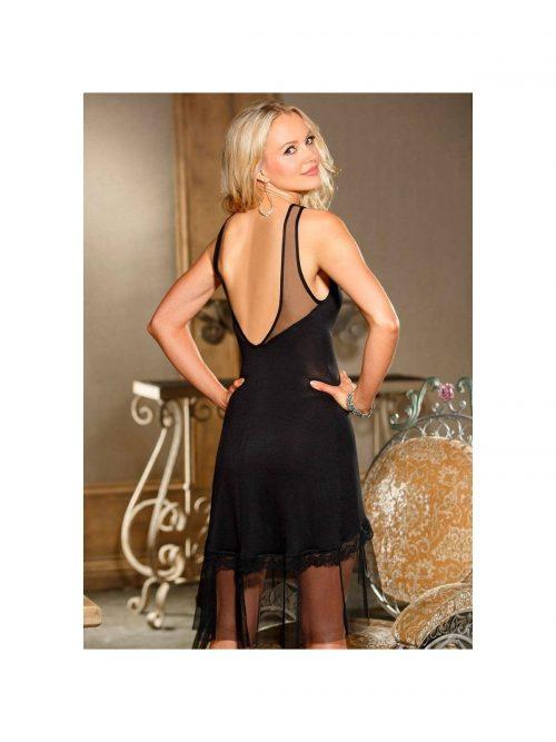 3258 500x667 - Обворожительное платье оригинального покроя