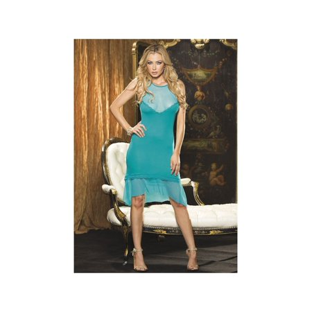 3258  - Обворожительное платье оригинального покроя