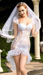 """kostum nevesty blagochestivaya marta JSY 181x312 - Игровой костюм невесты """"Благочестивая Марта"""""""
