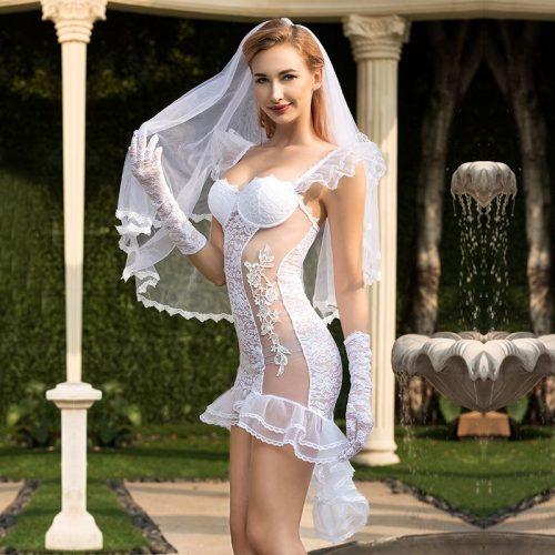 """kostum nevesty blagochestivaya marta JSY 1 500x500 - Игровой костюм невесты """"Благочестивая Марта"""""""