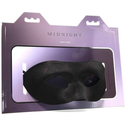 SO2170 500x500 - Маска из сатина Sportsheets Midnight Satin Mask