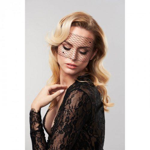 maska na litso v setku bijoux indiscrets louise flirtoshop.com.ua 3 500x500 - Маска на лицо в сетку Bijoux Indiscrets - Louise