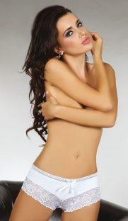 shortiki s kruzhevom asami white livia corsetti flirtoshop.com.ua 181x312 - Шортики с кружевом Asami white Livia Corsetti
