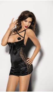 flirtoshop.com.ua 11 181x312 - Атласная сорочка с открытой грудью  Pequena ANS