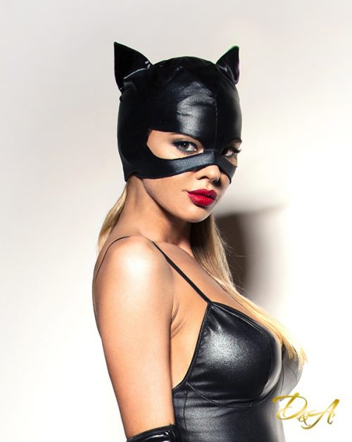 """flirtoshop.com.ua 5 500x628 - Виниловая маска """"Кошечка"""""""