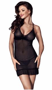 flirtoshop.com.ua 9 181x312 - Ночное прозрачное платье Anais Nala
