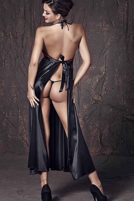 dlinnoe plate s kruzhevnym lifom anais apolonya flirtoshop.com.ua 1 - Длинное платье с кружевным лифом Anais Apolonya