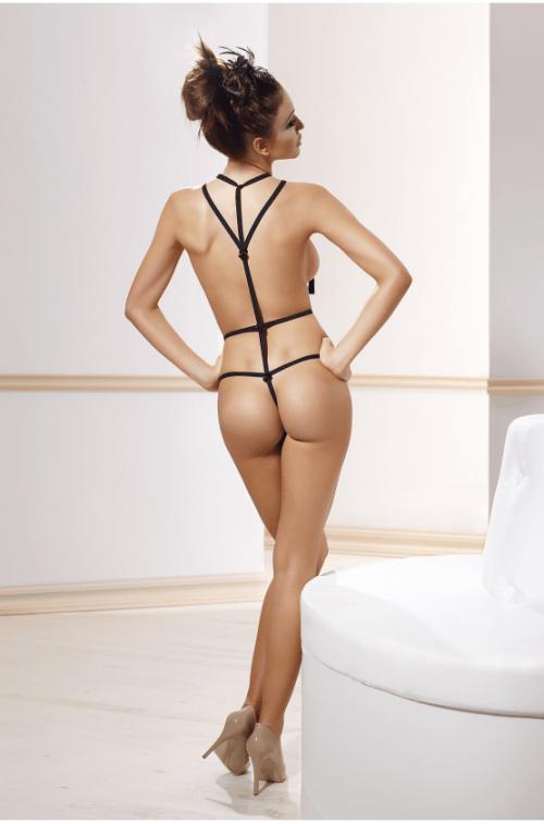 seksualnoe bodi portupeya anais inez flirtoshop.com.ua 1 500x757 - Сексуальное боди (портупея) Anais Inez
