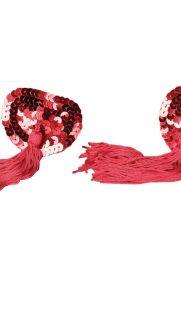 pestisy ukrashenie na soski burlesque nipple tassels flirtoshop.com.ua 181x312 - Пэстисы, Украшение на соски с кисточками Burlesque Nipple Tassels