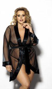 prozrachnyj halat bolshogo razmera anais maerin flirtoshop.com.ua 181x312 - Прозрачный халат большого размера Anais Maerin