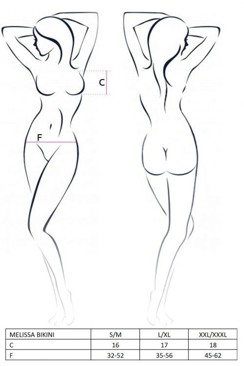 kruzhevnoj komplekt lif trusiki so shnurovkami melissa bikini passion flirtoshop.com.ua 1 500x750 - Кружевные - лиф, трусики со шнуровками MELISSA BIKINI  Passion большого размера