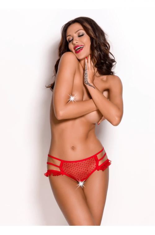 flirtoshop.com.ua 500x757 - Эротические трусики (шортики) с разрезом Anais Keira