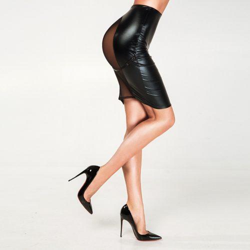 lakirovannaya yubka s otkrytoj popoj i setkoj flirtoshop.com.ua 2 500x500 - Лакированная юбка с открытой попой и сеткой