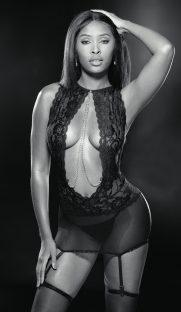 flirtoshop.com.ua scaled 181x312 - Полупрозрачная сорочка с открытой попой