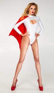 super girl flirtoshop.com.ua 181x312 - Игровой костюм Супер Герл (Super Girl), боди с длинным рукавом