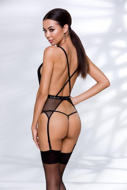 flirtoshop.com.ua 39 500x750 - Изысканный кружевной корсет с мягким лифом Mirajane  Passion