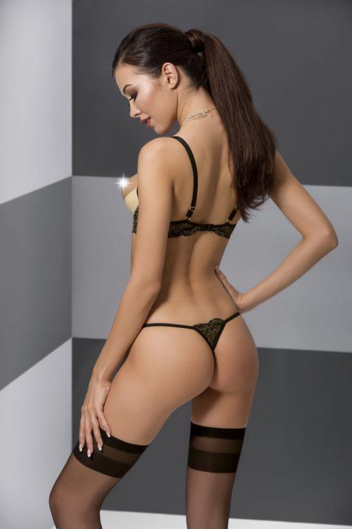 valery set with open bra passion flirtoshop.com.ua 1 500x750 - Комплект -лиф с открытой грудью и стринги VALERY SET WITH OPEN BRA Passion