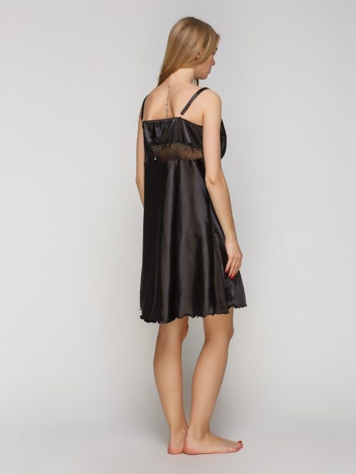 flirtoshop.com.ua 1 500x667 - Атласная сорочка с кружевом большого размера  Serenade