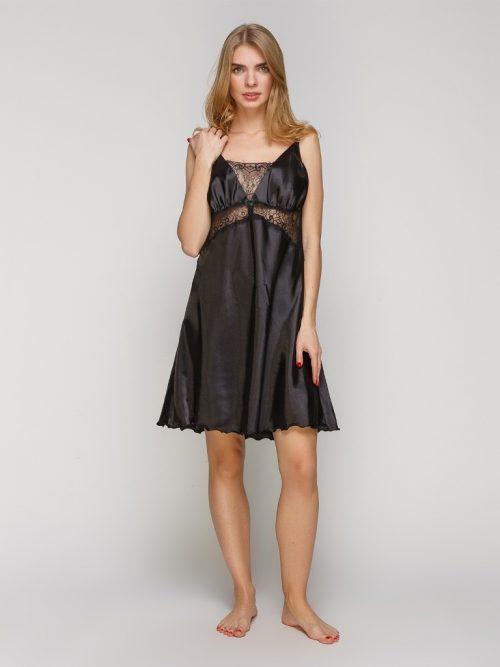 flirtoshop.com.ua 500x667 - Атласная сорочка с кружевом большого размера  Serenade