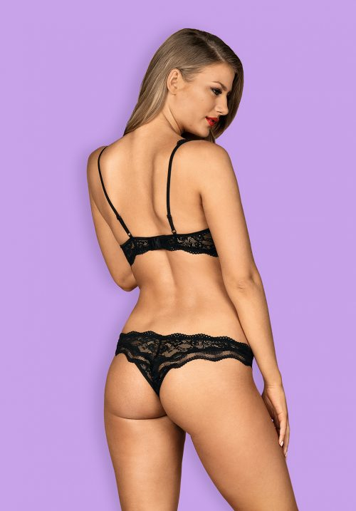 luvae obsessive flirtoshop.com.ua 18 500x717 - Комплект  лиф с открытой грудью и стринги с разрезом Luvae  Obsessive