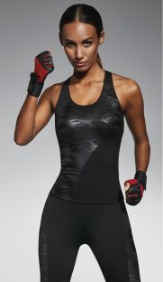 combat top 50 basbleu flirtoshop.com.ua 181x312 - Майка для занятия спортом Combat-Top 50 BasBleu