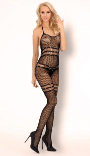 nintarim livia corsetti flirtoshop.com.ua 181x312 - Бодистокинг с горизонтальными полосами Nintarim  Livia Corsetti