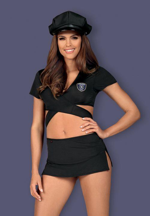 police obsessive flirtoshop.com.ua 500x717 - Игровой костюм полицейской Police Obsessive