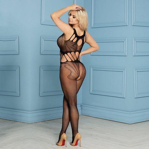 flirtoshop.com.ua 31 500x500 - Цельный бодистокинг с вырезом на груди