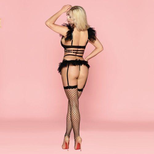 flirtoshop.com.ua 10 500x500 - Комплект - бюстгальтер, стринги, мини-юбочка