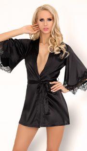 livco corsetti vilanata flirtoshop.com.ua 181x312 - Короткий халат с длинным рукавом и кружевной спиной LivCo Corsetti Vilanata